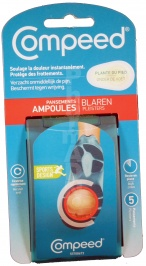 Compeed Pansements Ampoules Plante du pied