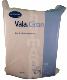 Valaclean soft Gants de toilette