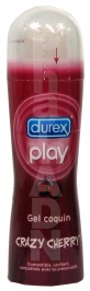 Durex Play Gel Lubrifiant Crazy Cherry